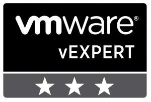 vExpert 2017-2019